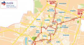 Dojazd autobusami miejskimi linii 17 i 70 na Święto Chleba