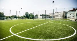 Nowe boisko na nowy rok szkolny