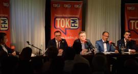 Pierwsza debata kandydatów na prezydenta Radomia [FOTO]