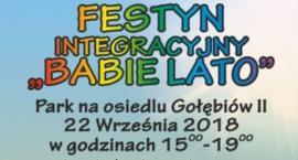 Festyn Integracyjny BABIE LATO na Gołębiowie