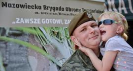 I Radomski Piknik Militarny z okazji Święta Wojsk Obrony Terytorialnej