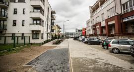 Ulica Klonowica została przebudowana