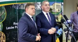 """Minister środowiska Henryk Kowalczyk o programie """"Czyste Powietrze"""" [FOTO]"""