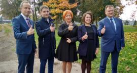 Kandydaci PiS do Rady Miejskiej zaprezentowali swoje postulaty [FOTO]