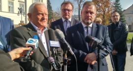 """Leszek Miller poparł KWW Radosława Witkowskiego""""Koalicja na Rzecz Zmian"""" [FOTO]"""