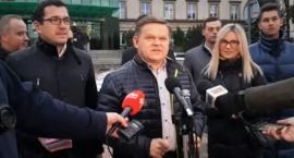 Wojciech Skurkiewicz: Zapraszam Radosława Witkowskiego do debaty, face to face