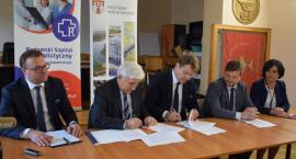 Podpisano umowę na budowę Centrum Rehabilitacji [FOTO]