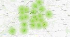 System monitorowania jakości powietrza uruchomiony w Radomiu