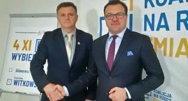 Adam Duszyk popiera prezydenta