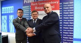 Bezpartyjni Samorządowcy poparli Wojciecha Skurkiewicza w wyborach na prezydenta Radomia