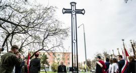 Odrestaurowano Krzyż Straceń 1863