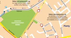 Organizacja ruchu w rejonie cmentarzy w najbliższych dniach