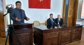 Chińscy inwestorzy z wizytą w Radomiu. Możliwa inwestycja za 100 mln euro [FOTO]