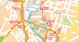 Objazdy autobusów podczas biegu 11 listopada