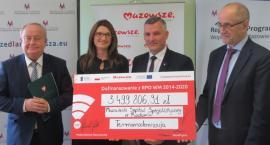 Ponad 10 mln zł wsparcia z UE na niskoemisyjność i ochronę zdrowia w subregionie radomskim