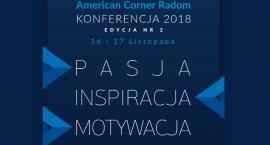 Konferencja motywacyjna w American Corner Radom: PASSION, INSPIRATION, MOTIVATION