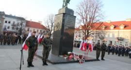 Radomianie uczcili 100. rocznicę odzyskania przez Polskę niepodległości [FOTO]