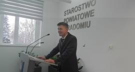 Nowy Starosta Powiatu Radomskiego!