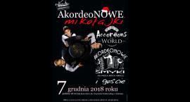 """""""AkordeoNOWE Mikołajki"""" w Zespole Szkół Muzycznych"""