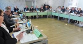 Radni powiatowi wyjątkowo zgodni [FOTO]