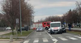 WYPADEK - zablokowana ul. Warszawska! [FOTO]