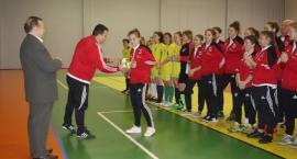 Sukces żeńskiej drużyny K.S. Zamłynia Z.A. Kombud S.A. Radom