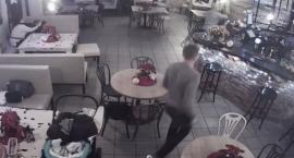 Demolował restaurację i groził personelowi. Najbliższe trzy miesiące spędzi w areszcie