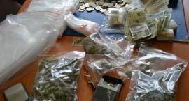 Areszt za posiadanie znacznych ilości narkotyków