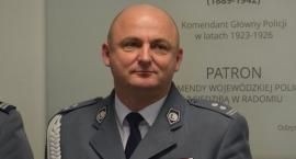 Nowy zastępca szefa mazowieckich policjantów
