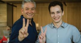 Patryk Fajdek liderem partii Wiosna Biedronia w Radomiu