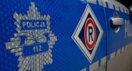 Patrol drogówki zatrzymał sprawcę kradzieży