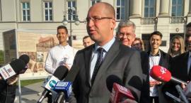 Adam Bielan liderem list PiS na Mazowszu do Parlamentu Europejskiego