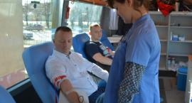 Pierwsza w tym roku zbiórka krwi za nami. Krwiodawcy pomogą 7-letniej Marysi