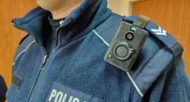 Kamery trafiły na mundury radomskich policjantów
