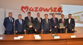 12 nowych pociągów dla Kolei Mazowieckich