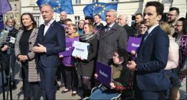 Wiosna zaprezentowała kandydatów z okręgu 5. do Parlamentu Europejskiego [FOTO]