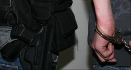 Areszt za posiadanie amfetaminy