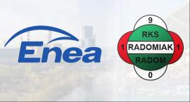 ENEA nowym sponsorem Radomiaka