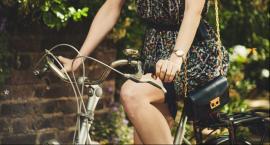 Utrudnienia podczas przejazdu rowerzystów