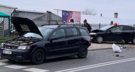 Wypadek na Zbrowskiego [FOTO]
