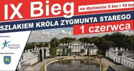 Przed nami IX Bieg Szlakiem Króla Zygmunta Starego