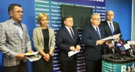 Politycy PiS: Prezydent powinien zdymisjonować osoby, które nadzorują budowę Radomskiego Centrum Sportu