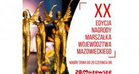 Nagroda marszałka województwa mazowieckiego - rusza nabór