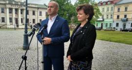 """Paweł Wojtunik: Pierwszym krokiem po wyborach będzie utworzenie w Radomiu """"prawdziwego"""" biura parlamentarnego"""