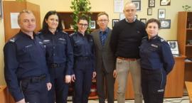 Wizyta niemieckich policjantów na Mazowszu