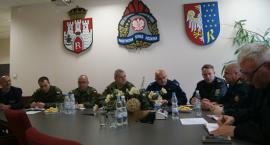 Spotkanie w KM PSP Radom