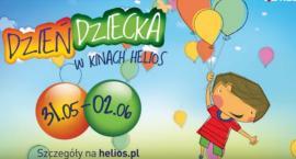 Weekend Dnia Dziecka w kinach Helios. Wygraj wejściówkę! [KONKURS]