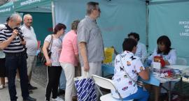 """Piknik rodziny """"Zdrowie dla wszystkich"""" na Placu Corazziego [FOTO]"""