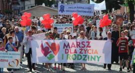 Utrudnienia w ruchu i w komunikacji podczas Marszu dla Życia i Rodziny