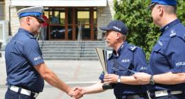 """Radomscy policjanci w czołówce wojewódzkich eliminacji konkursu """"Policjant Ruchu Drogowego"""""""